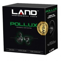 Pollux Professional Double Driver Earphone