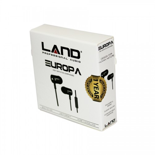 Europa High-definition Sport Earphone